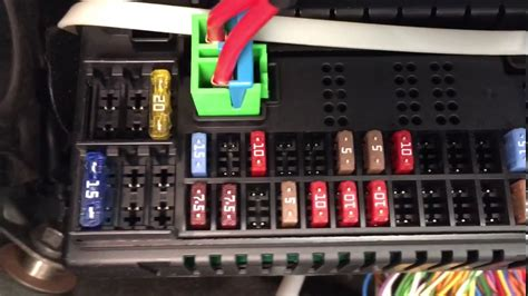 xc fuse compartments  youtube