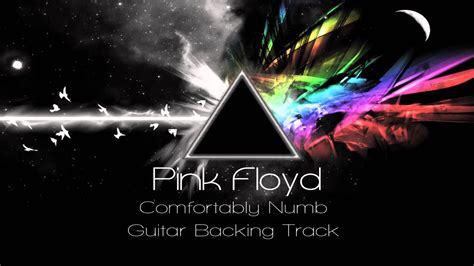 youtube comfortably numb pink floyd pink floyd comfortably numb guitar backing track youtube