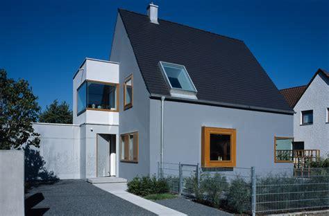 haus und grund münchen wohnhaus m 252 nchen laim modern haus fassade other