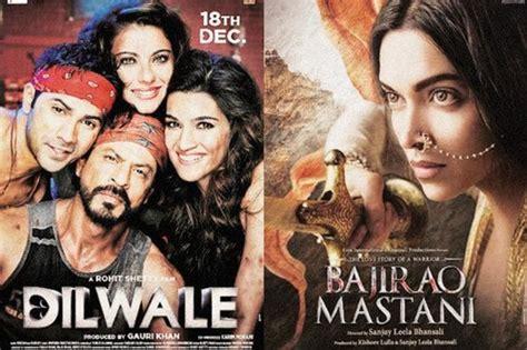 film india lama dilwale 5 reasons why you should watch bajirao mastani over