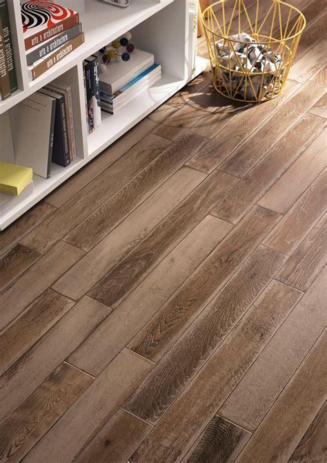 Treverkage   Wood effect stoneware flooring   Marazzi