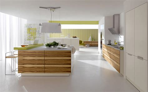 modern wood kitchen design dream kitchens pinterest дизайн кухни с островом