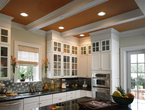 White Ceiling Beams Decorative by Decorative Ceiling Beams Ideas Fypon S Faux Beams And A Bold Color On The Ceiling Give This