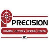Precision Plumbing by Precision Plumbing Electric Heating Cooling Inc West Fargo Nd 58078 701 238 1753