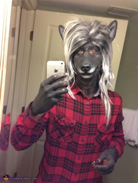 werewolf adult costume photo
