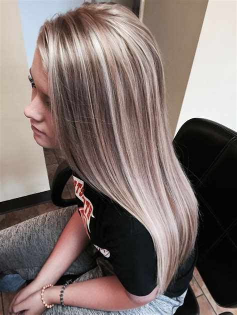 platinum highlights with ash brown hair 17 best images about hair make up on pinterest