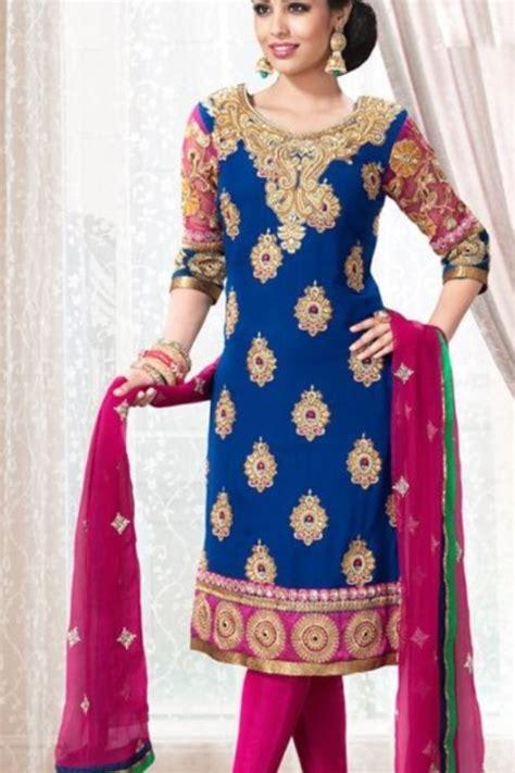 Style wedding anarkali suits dresses indian fashion salwar kameez