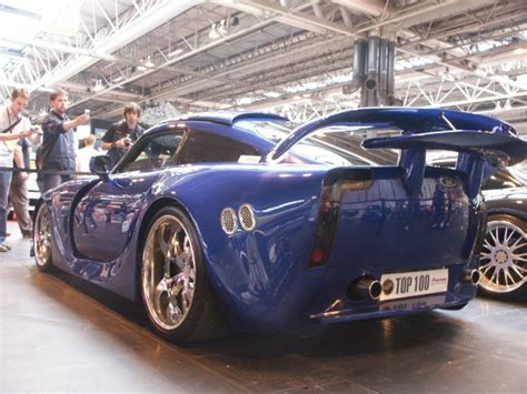 Modified Tvr Tvr Modified Rear Max Power 2005 Picture