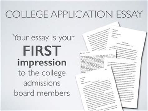 College Application Essay For Adults The World S Catalog Of Ideas