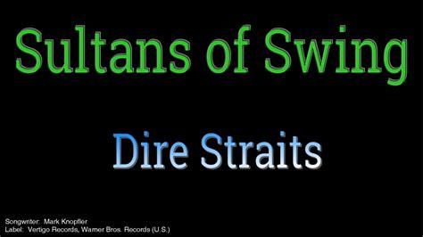 sultans of swing hd sultans of swing dire straits hd 320kbps w lyrics