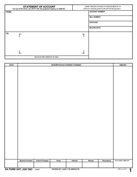 statement of account template free tabular statement of account template free