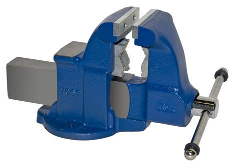 bench pipe vise yost vises 132c 4 1 2 quot heavy duty combination pipe
