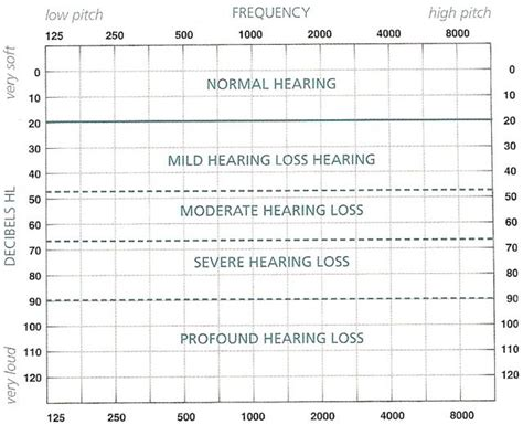 blank audiogram template audiogram images