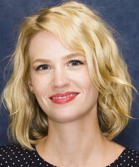 january jones actress hairstyles january jones hairstyles in 2018