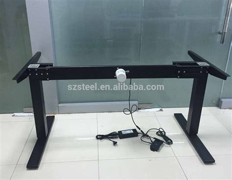 Electronic Height Adjustable Desk by Office Desk Electronic Height Adjustable Table Frame Sit