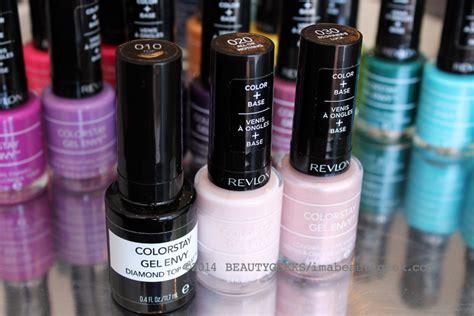 new revlon colorstay gel envy polishes worth the hype revlon colorstay gel envy new polish launch 224 la cnd