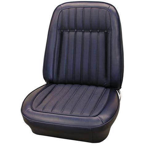vinyl automotive seat covers legendary 1969 camaro seat covers deluxe vinyl front