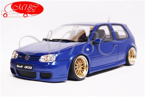 Miniatur Model Kit 124 Volkswagen Golf R32 Fujimi volkswagen golf iv r32 blue jantes bbs 19 pouces bords larges ottomobile diecast model car 1 18