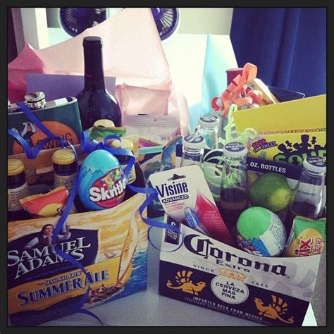 easter gift ideas for adults adult easter basket bigdiyideas com