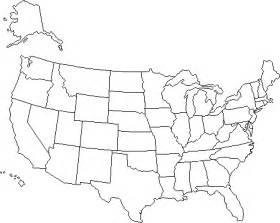 blank us map with alaska and hawaii blank us map including alaska and hawaii