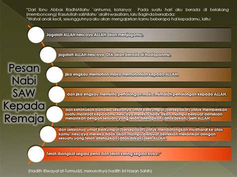 biography rasulullah saw pesan nabi muhammad saw kepada remaja forgive people so