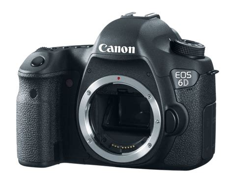 Wifi Dslr Canon canon eos 6d 20 2mp frame dslr with wifi and gps