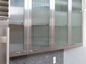 metal kitchen cabinet doors designer kitchens glass front cabinets simplified bee