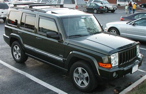 Jeep Commander Size Jeep Commander 14 High Quality Jeep Commander Pictures