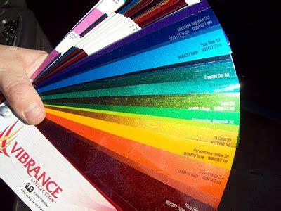ppg vibrance color chart autos post