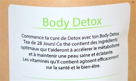 Thé Detox Fittea Avis by J Ai Test 233 Le Detox Tea 28 Jours De Fitvia Les
