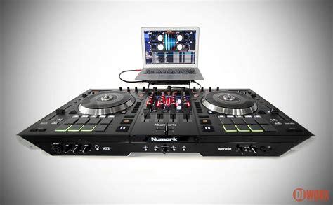 best serato controller review numark ns7ii serato dj controller djworx