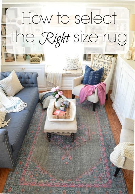 how to pick a rug how to pick the right size rug nesting with grace