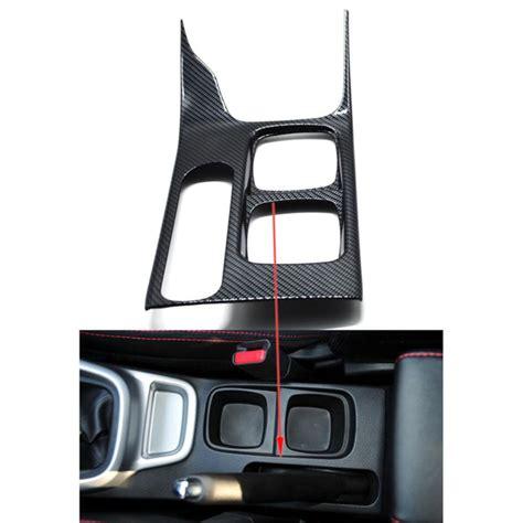 Doortrimdoor Trim Fiber Suzuki Escudo Auto Car Styling Inner Carbon Fiber Water Cup Holder Panel