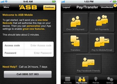 asb bank phone number asb launches mobile payments