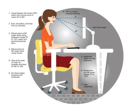 how to keep good posture at a desk 97 how to improve posture at desk while sitting at