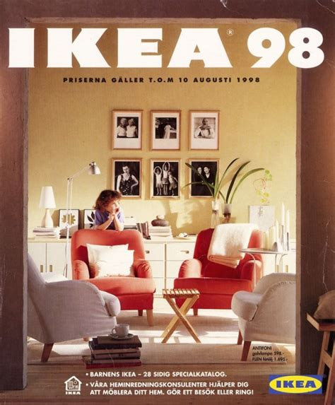 home designer pro catalogs ikea catalog cover 1998