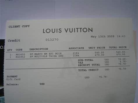 supreme receipt template louis vuitton receipt