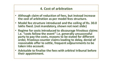 section 11 of arbitration act arbitration conciliation act 1996 amdt ordinance
