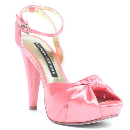 Pink Bridesmaid Shoes by Ideas On Pink Bridesmaid Shoes Elite Wedding Looks