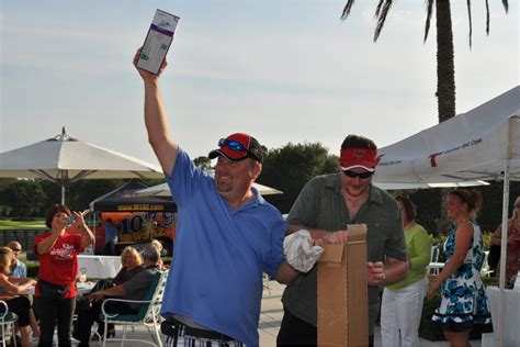 brian doerner hurricane bash golf tournament and celebrity chef showcase