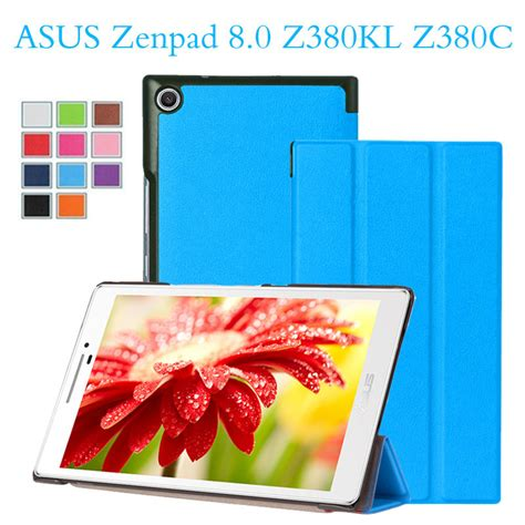 Tempered Glass Asus Zenpad 8 Z380 Z380c Z380kl Anti Gores Kaca for toshiba wt8 tablet protective leather stand flip