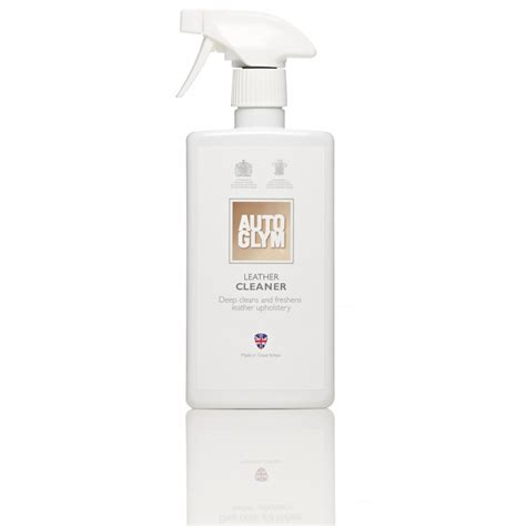 autoglym lc500 leather cleaner clean and freshen