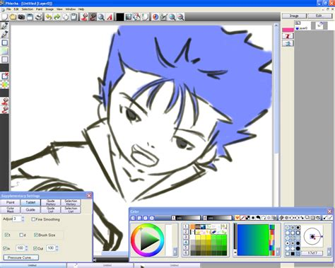 free drawing programs the journeyman pixia and phierha free drawing software