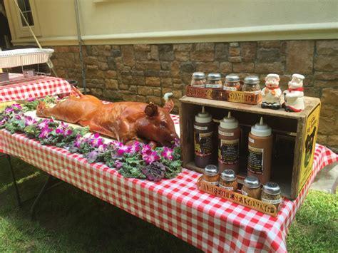 backyard bbq catering nj pig roasts backyard parties nj pig roast catering