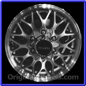 Isuzu Trooper Bolt Pattern 1998 Isuzu Trooper Rims 1998 Isuzu Trooper Wheels At