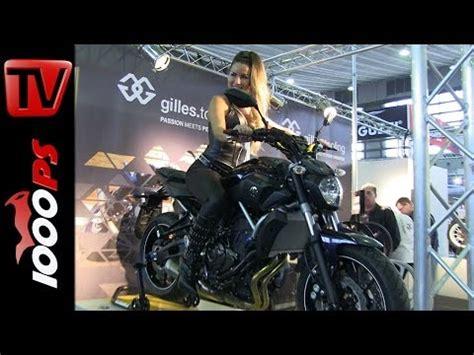 Einsteiger Motorrad Bis 5000 Euro by Video Yamaha Motorrad Neuheiten 2014 Mt 07 Mt 09 Street