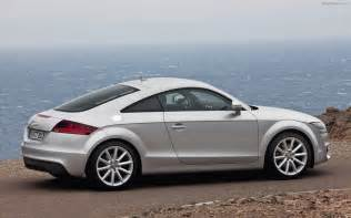 Audi Tt Coupe Price Audi Tt Coupe 2011 Widescreen Car Wallpaper 09 Of