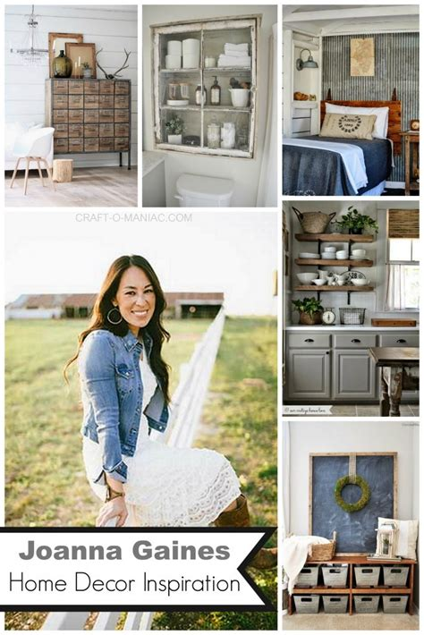 home design bloggers joanna gaines home decor inspiration craft o maniac