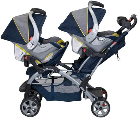 stroller with car seat 9050
