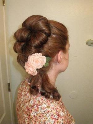 colonial hairstyles for women 18th century style how to beauty ideas pinterest
